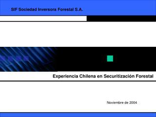 Noviembre de 2004