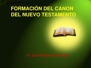 Pr. Juan Pich n Fern ndez