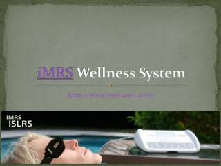 iMRS Wellness System