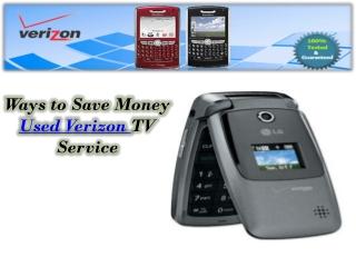 Used Verizon