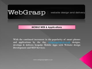 Website suppliers in North London