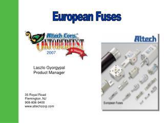 European Fuses