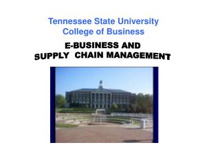 Tennessee State University College of Business