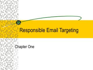 Responsible Email Targeting
