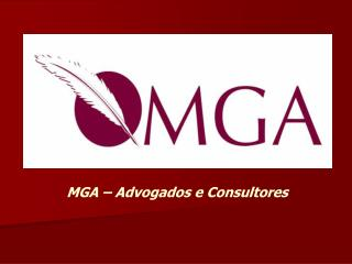 MGA   Advogados e Consultores