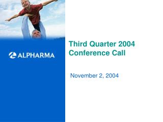Third Quarter 2004 Conference Call