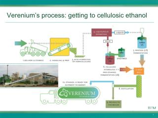 Verenium s process: getting to cellulosic ethanol