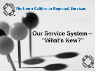 Northern California Regional Services