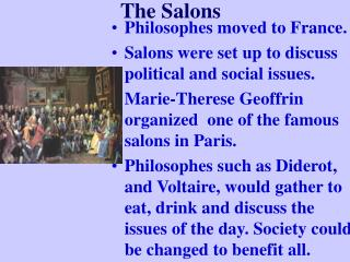 The Salons