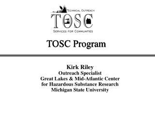 TOSC Program