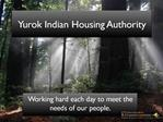 The Yurok People