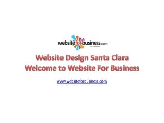 Affordable Website Design Services in Santa Clara