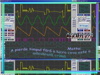 Osciloscopul - elemente componente