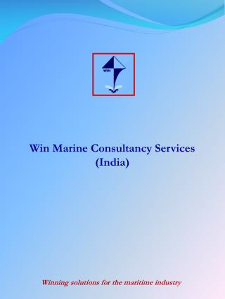 Win Marine Consultancy Services  India