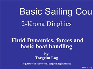 Basic Sailing Course 2-Krona Dinghies