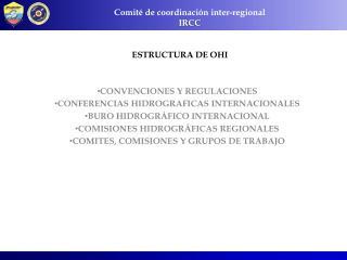 ESTRUCTURA DE OHI