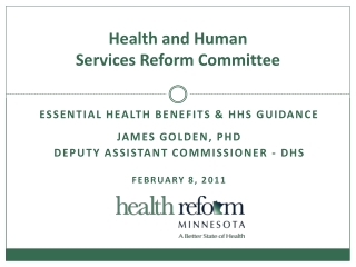Key Terms in Healthcare Reform