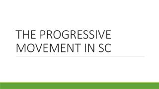 Progressive Powerpoint Presentation