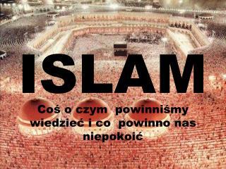 Islamizacja ??wiata
