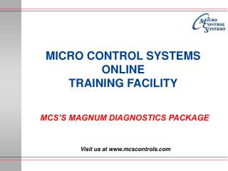 Visit us at mcscontrols