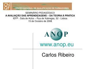 Carlos Ribeiro