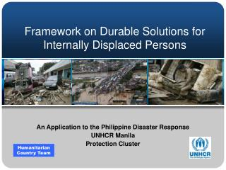 Framework on Durable Solutions for Internally Displaced Persons