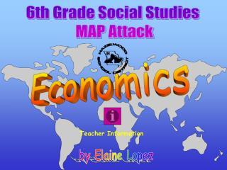 6th Grade Social Studies  MAP Attack