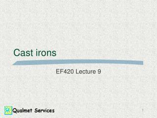 Cast irons