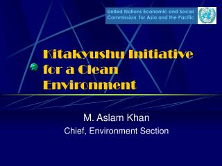 Kitakyushu Initiative for a Clean Environment