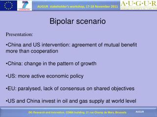 Bipolar scenario