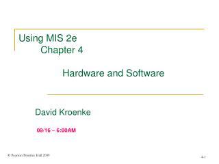 David Kroenke
