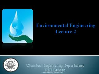 Environmental Engineering Lecture-2