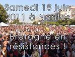 Toutes et tous   Nantes le samedi 18 juin 2011