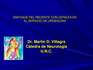 ENFOQUE DEL PACIENTE CON CEFALEA EN EL SERVICIO DE URGENCIAS