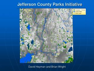 Jefferson County Parks Initiative