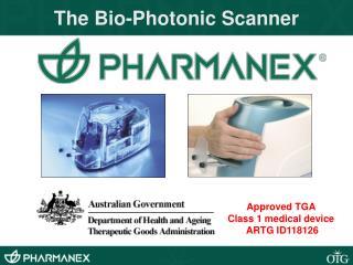 The Bio-Photonic Scanner