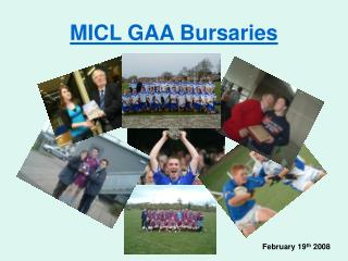 MICL GAA Bursaries