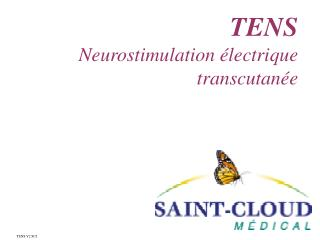 TENS Neurostimulation  lectrique transcutan e