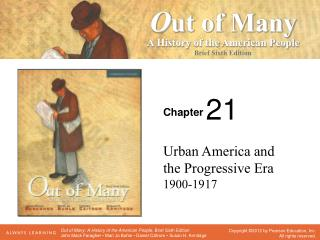 Urban America and the Progressive Era 1900-1917