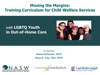 With LGBTQ Youth  in Out-of-Home Care