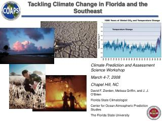 Tackling Climate Change in Florida and the Southeast