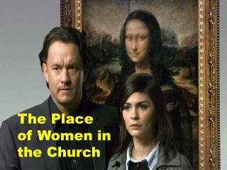 The Place of Women in the Church