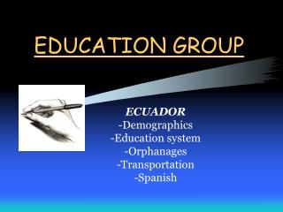 EDUCATION GROUP