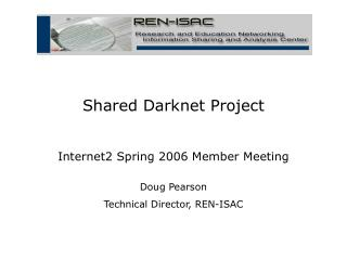 Shared Darknet Project