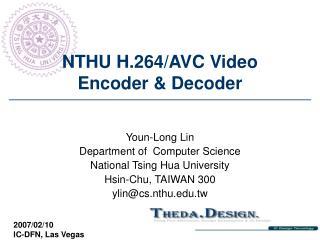 NTHU H.264
