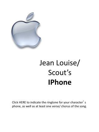 Jean Louise