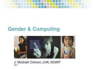Gender  Computing