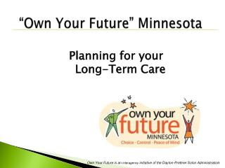 Own Your Future  Minnesota