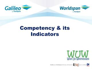 Competency  its Indicators