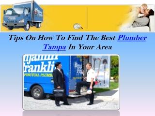 Plumbing Tampa